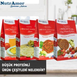 Düşük Proteinli Ürün Çeşitleri