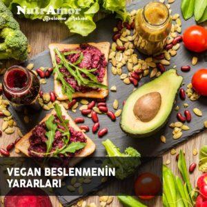 Vegan Beslenmenin Yararları