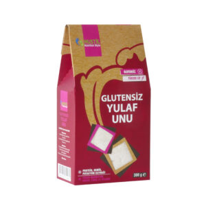 Glutensiz Yulaf Unu