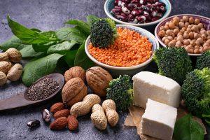 Proteini Zengin Ürünler