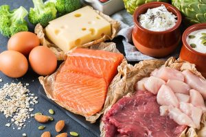 Düşük Proteinli Ürünler İle Beslenme