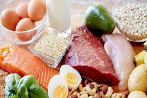 Protein İçeren Beslenme