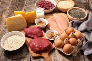 Yüksek Protein İçeren Ürünler