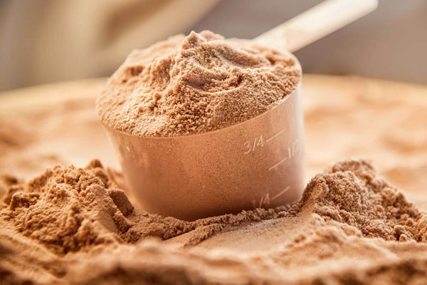 Aromasız Yüksek Proteinli Toz İçecek