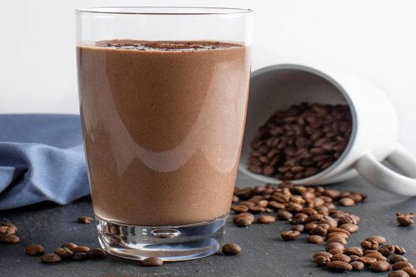 Kahve Aromalı Yüksek Proteinli Toz İçecek