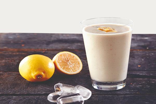 Limon Aromalı Yüksek Proteinli Toz İçecek