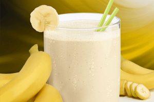 Muz Aromalı Yüksek Proteinli Toz İçecek